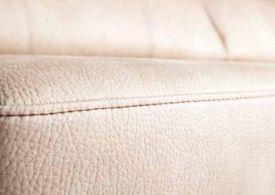 Detalle Sofá Tapizado extraible - Modelo Box