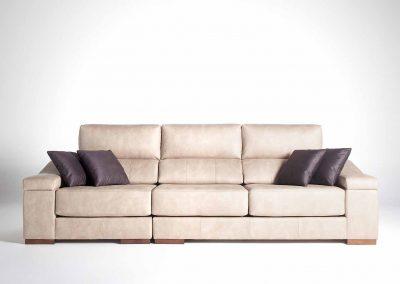 Sofá Tapizado - Modelo Box